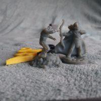 Figurki wykonane z druku 3D