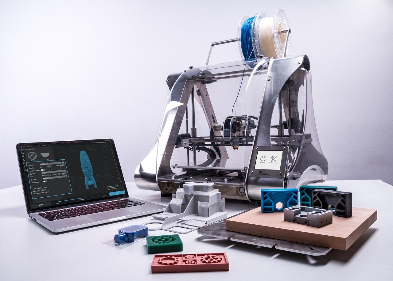 Skąd pobrać projekty do druku 3D